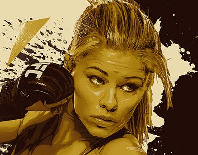 Paige Vanzint Portrait