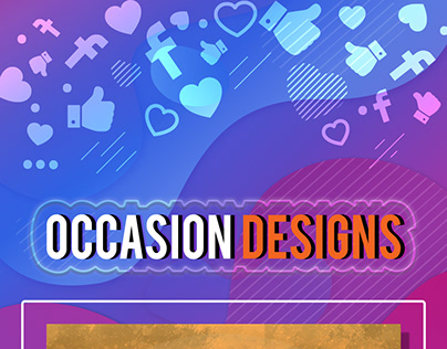 Social media Design for Occasions