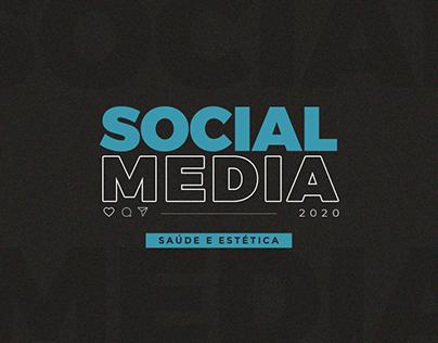 Social Media 2020 | Saúde e Estética