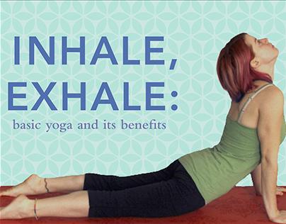 Yoga iPad Publication