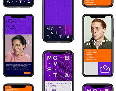 MOBVISTA——Branding