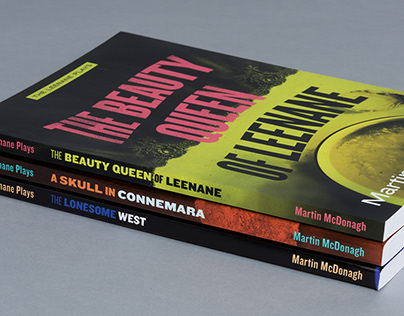 The Leenane Plays Book Covers