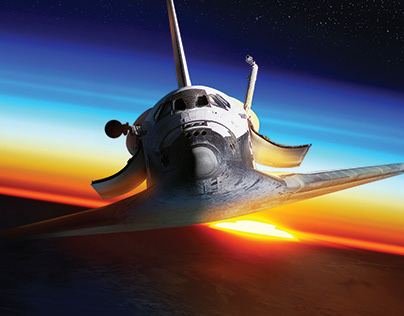 Space Shuttle Atlantis Attraction