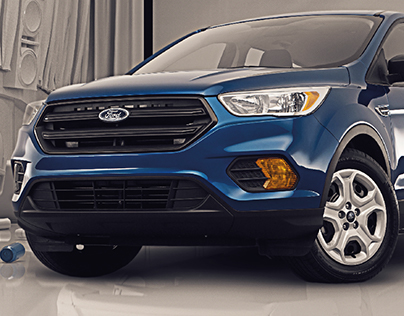 Ford Escape - La vida está afuera