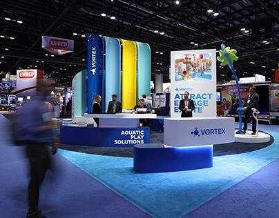VORTEX // Exhibition booth
