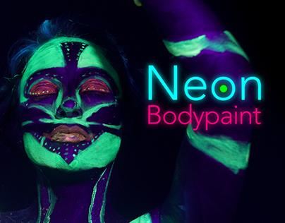 Neon Bodypaint