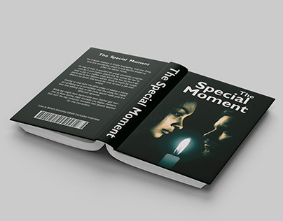 the special moment book cover design