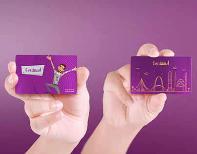 Loyalty Card - Asaad Card Happiest Card
