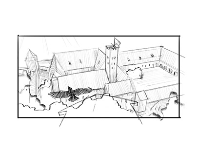 Storyboards - The Crow Comes Last