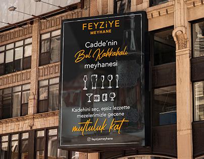 Feyziye Outdoor Banner