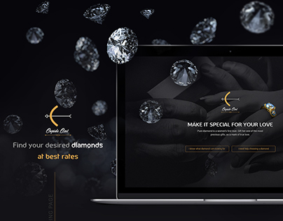 Jewellery Design UI