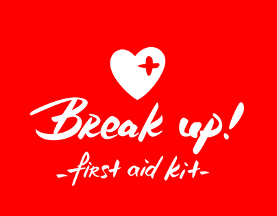Break up! -first aid kit-
