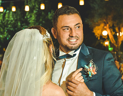 Naz & Ahmet Wedding Story
