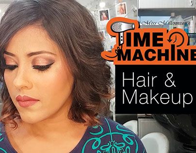 Hair & Makeup Video - Youtube