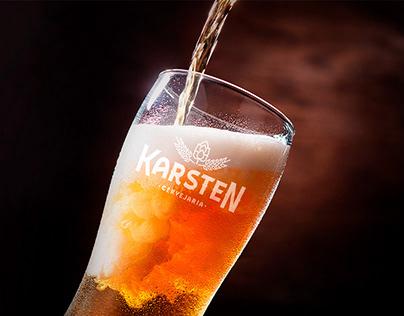 Redesign - Karsten Cervejaria
