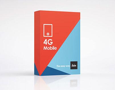 KIN - Telecom branding