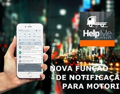 Campanhas App HelpMe Guincho