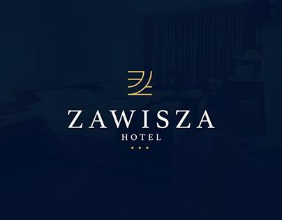 Zawisza Hotel Brand ID