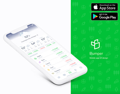 Bumper - mobile app for iOS and Android