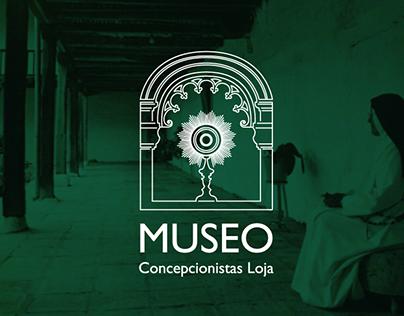 Museo Concepcionistas Loja / Logo-Propuesta