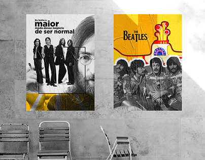 Poster - Beatles