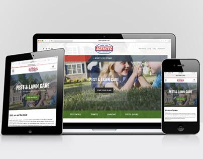 Acenitec   Responsive Design, Front-End Development
