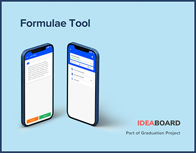 Formulae Tool