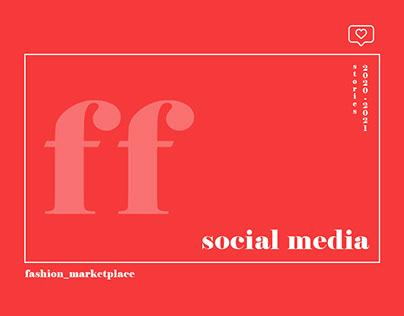 Fashion Social Media