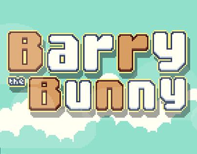 Barry the Bunny (Work in Progress)