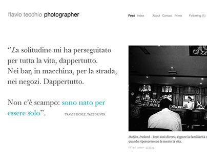 CASE STUDY - Flavio Tecchio