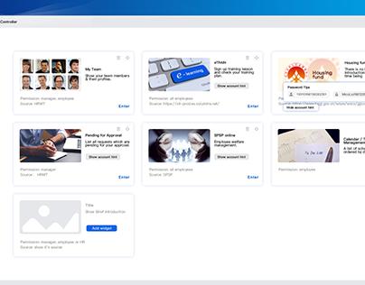 Web UI 2018