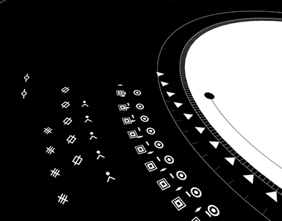 #OddityViz - Data & Generative Animation