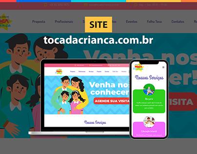 tocadacrianca.com.br