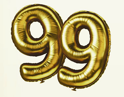 Balloon Typography