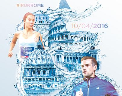 Maratona di Roma 2014/16