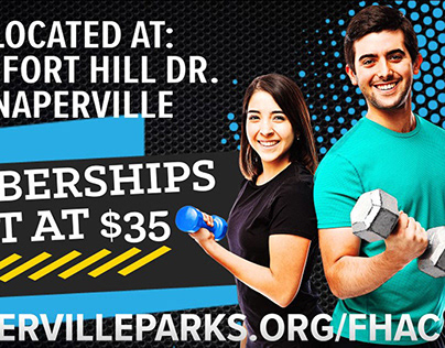 Fort Hill Dynamic Ad