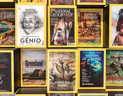 Um século e tanto. 130 anos National Geographic