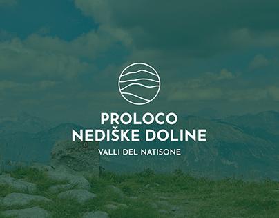 ProLoco Nediške Doline | Rebranding