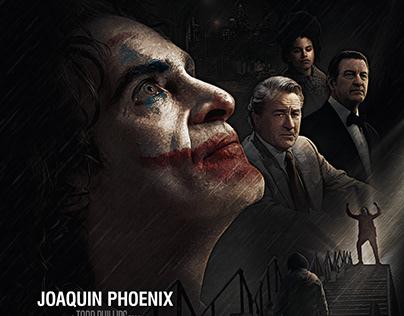 Joker Movie - Fan art Poster Artwork