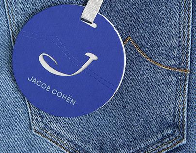 Jacob Cohën logo restyles & brand image