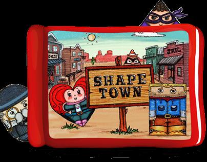 Interactive eBook: SHAPE TOWN