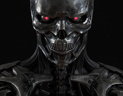 Terminator: Dark Fate | Rev 9