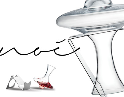 Booklet Decanter Noé - Riva Brazilian Luxury Design