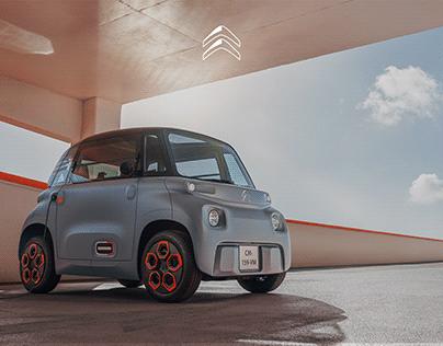 Citroën - AMI 100% ËLECTRIC