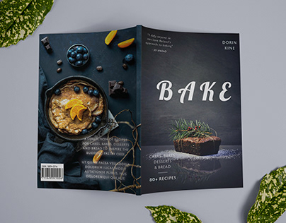 BAKE. Cakes, bakes, Desserts & Bread
