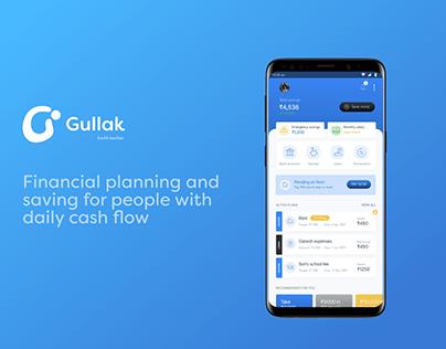 Gullak - Financial planning