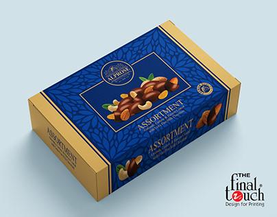 Alprose Nut Chocolate