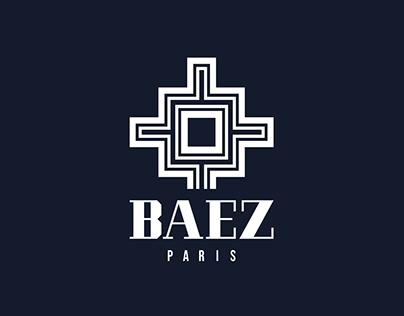 BAEZ Paris - Visual Identity