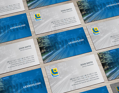 LicenSys brand refresh