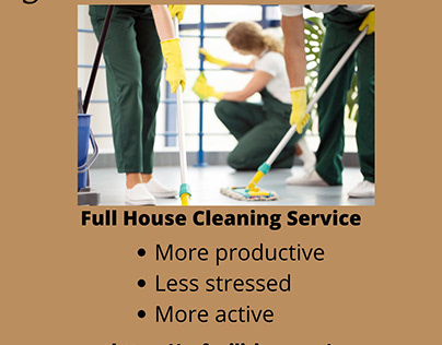 Full House Cleaning Services | Ps Facilities